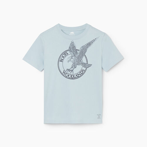 Roots-Kids New Arrivals-Boys Cooper Animal T-shirt-Celestial Blue-A