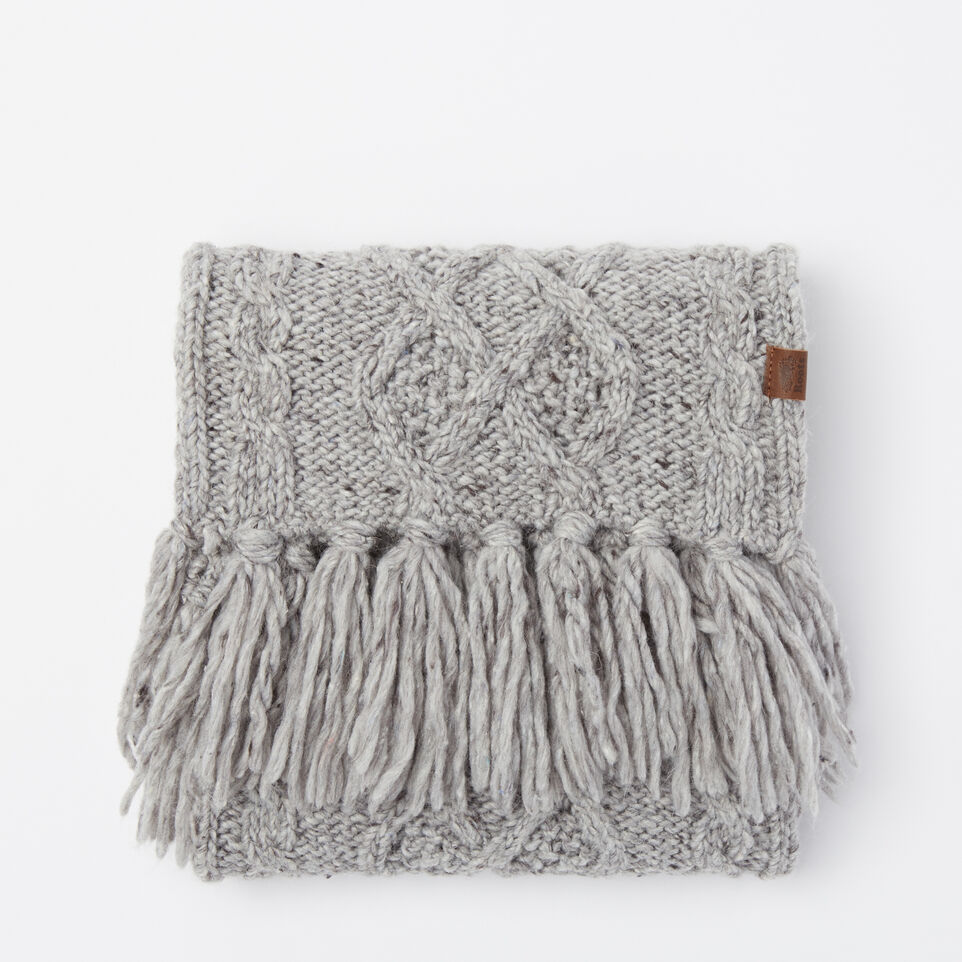 Roots-undefined-Brigitte Cable Scarf-undefined-A