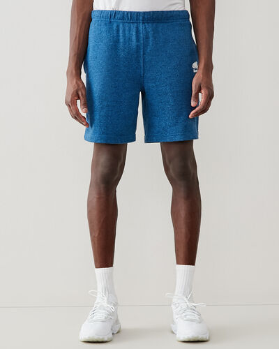 Roots-Men Bottoms-Cooper Park Short 8 In-Classic Blue Pepper-A