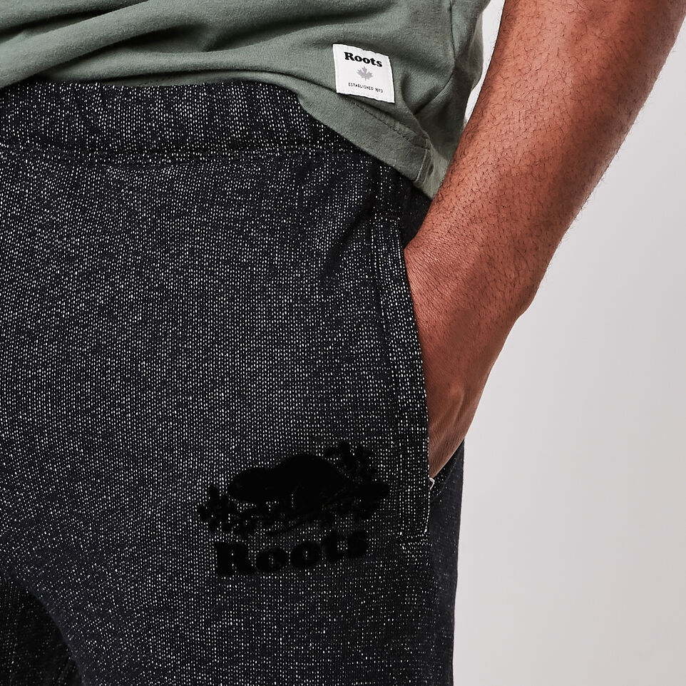 Roots-undefined-Roots Black Pepper Heritage Sweatpant-undefined-B