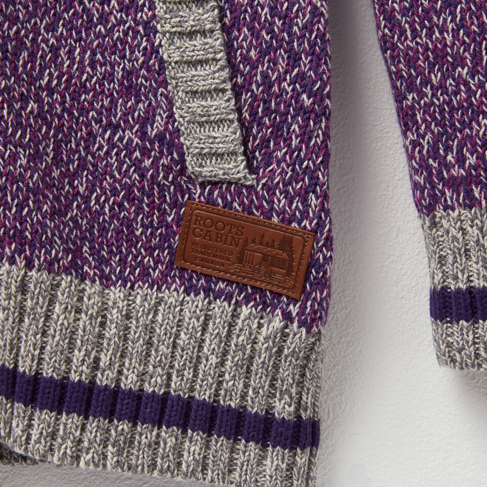 Roots-undefined-Girls Roots Cabin Shawl Cardigan-undefined-E