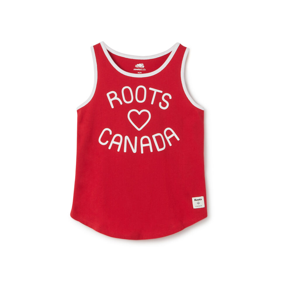 Roots-undefined-Girls Open Air Tank-undefined-A