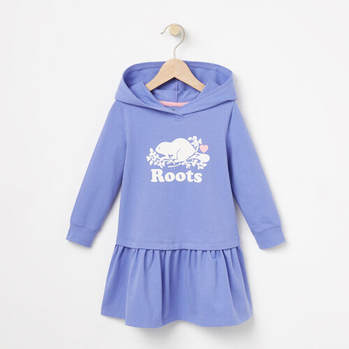 Roots-Kids Dresses-Toddler Morgan Hooded Dress-Lolite-A