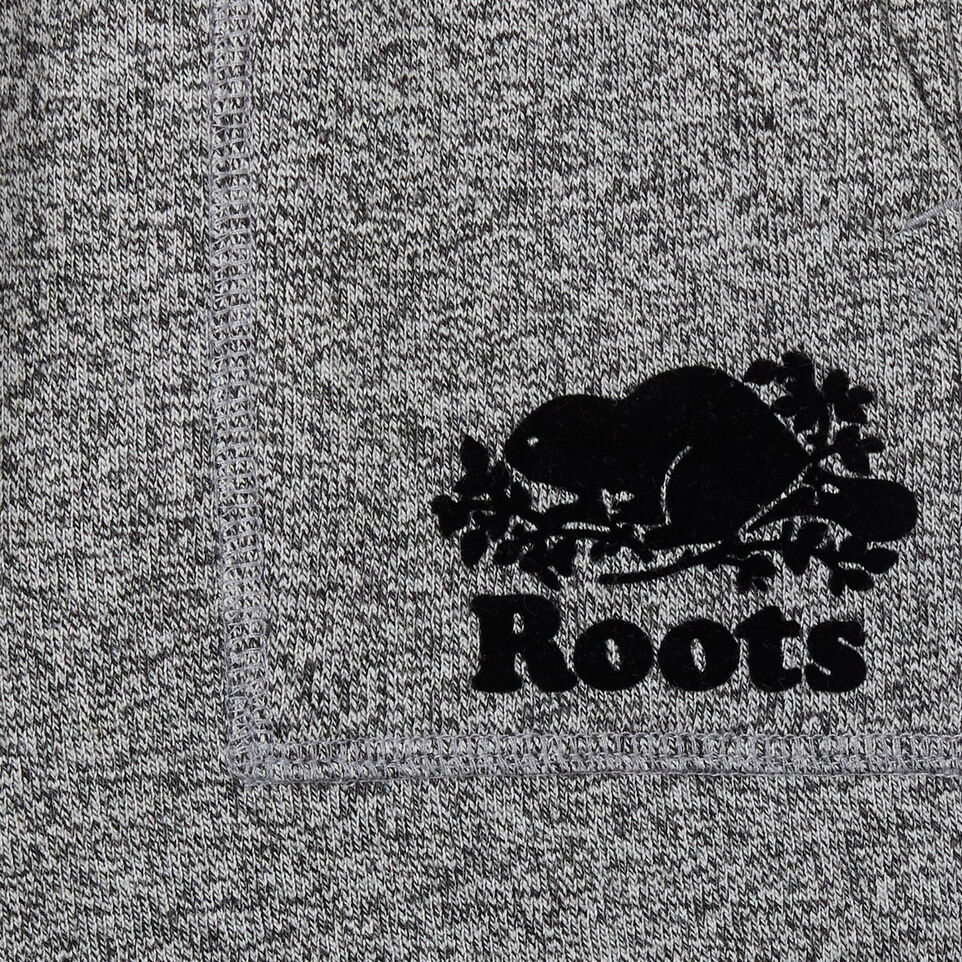 Roots-Kids Boys-Boys Park Short-Salt & Pepper-C
