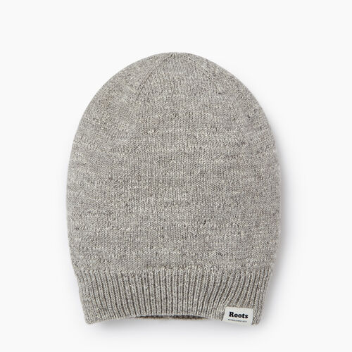 Roots-Men Our Favourite New Arrivals-Granby Toque-Grey Mix-A