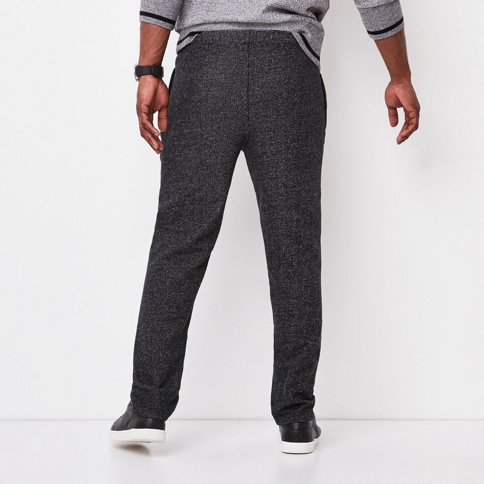 Roots-undefined-Roots Black Pepper Heritage Sweatpant-undefined-D