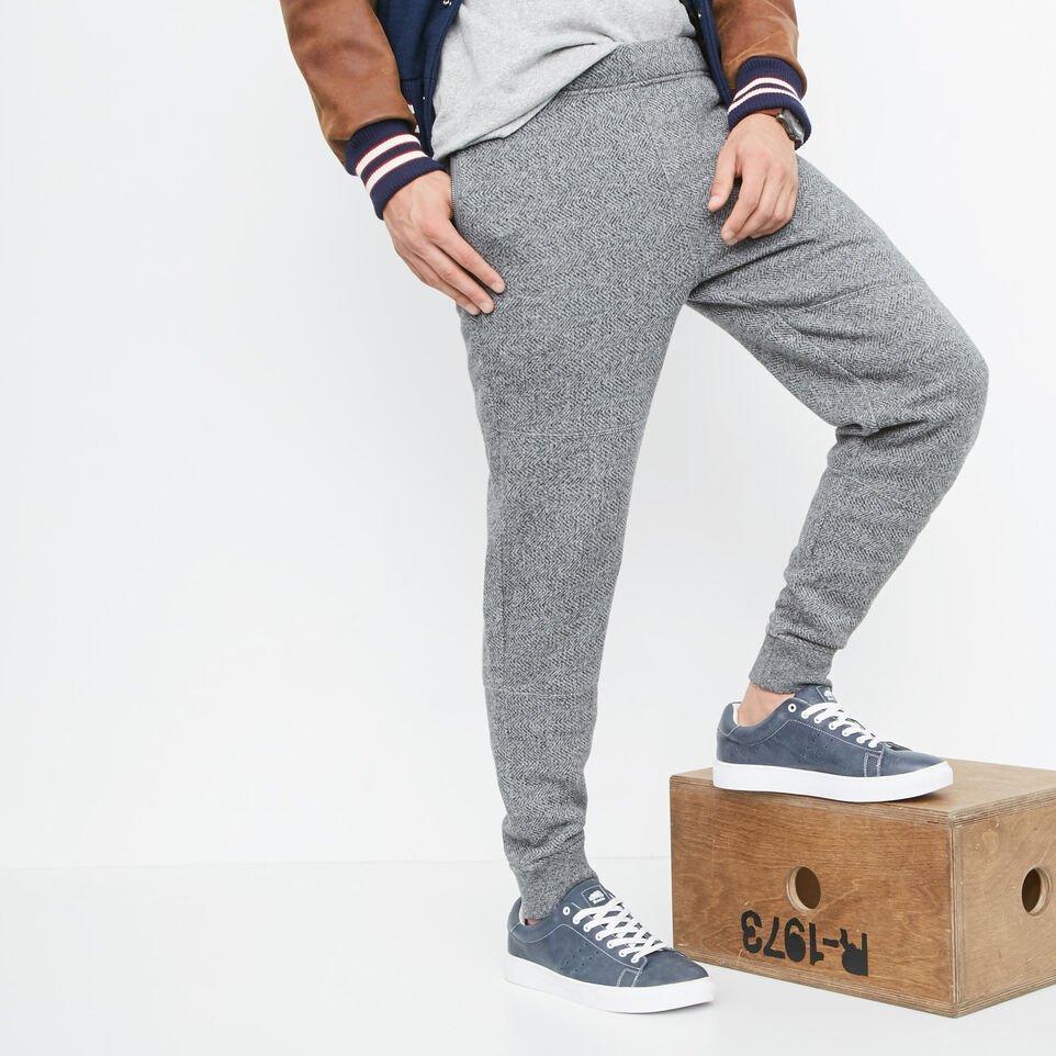 Roots-undefined-Mowat Herringbone Sweatpant-undefined-A