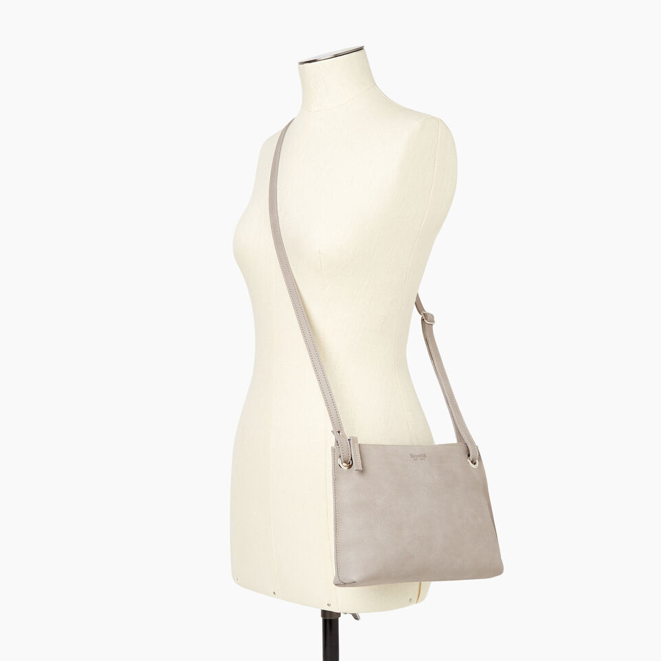 Roots-Leather Bestsellers-Edie Bag-Sterling Grey-B