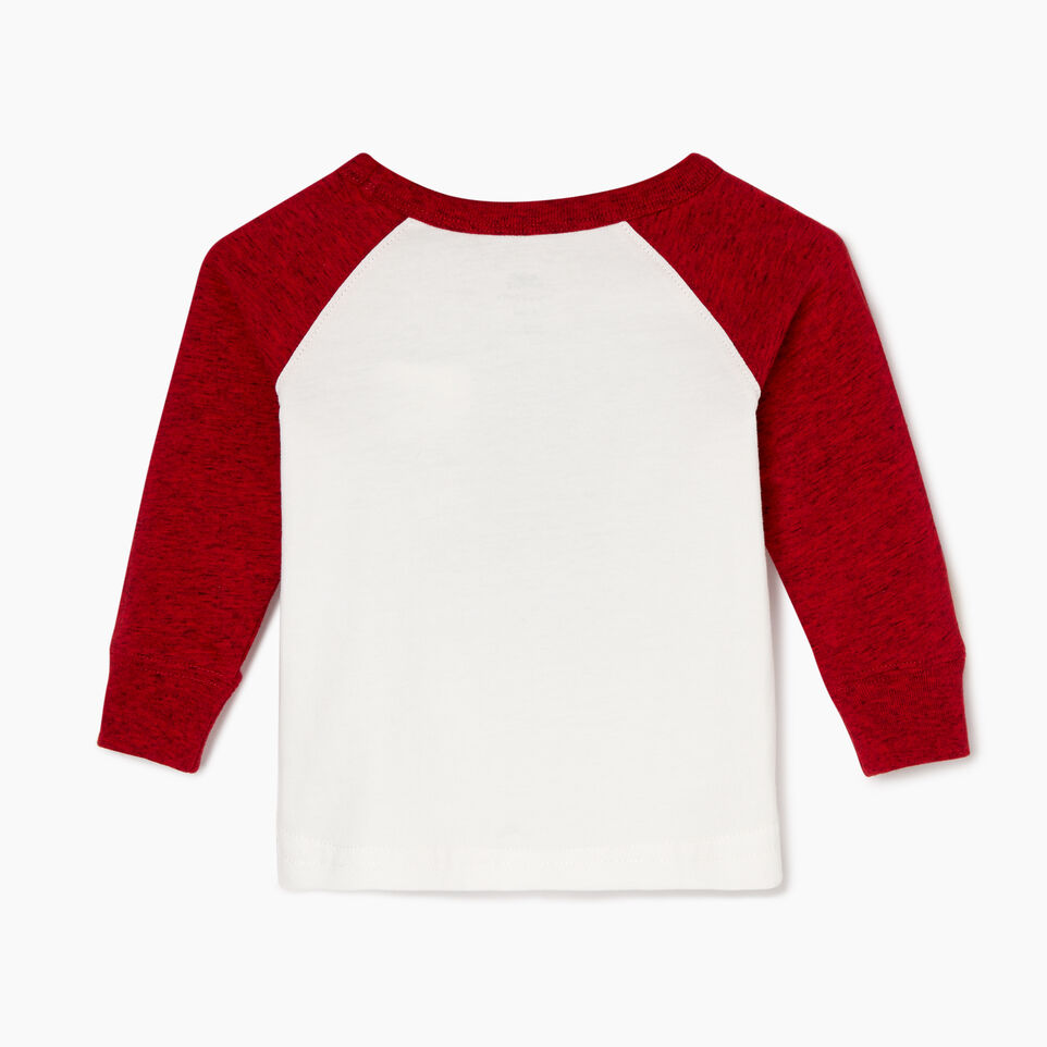 Roots-undefined-Baby Classic Raglan T-shirt-undefined-B