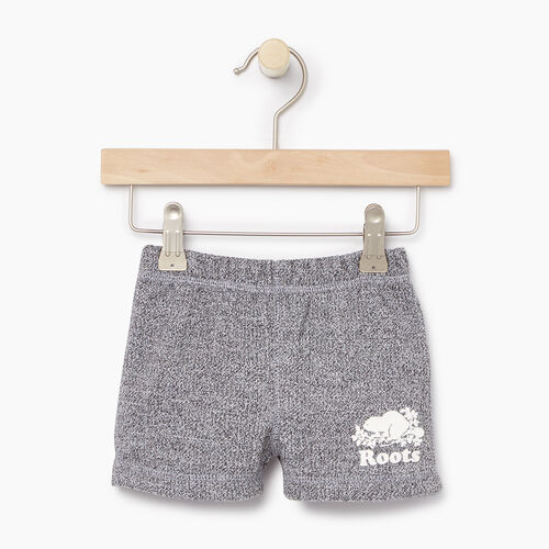Roots-Kids Categories-Baby Original Short-Salt & Pepper-A