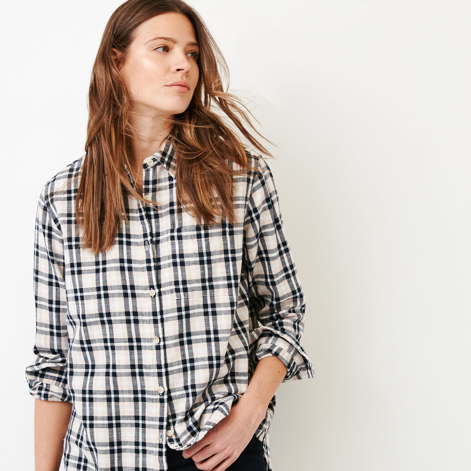 Roots-Women Our Favourite New Arrivals-All Seasons Relaxed Shirt-Pink Cloud-A