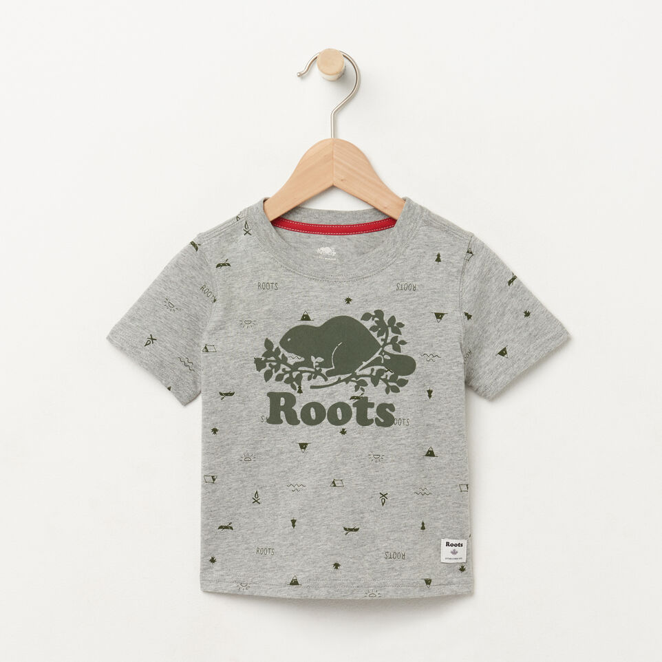 Roots-Baby Camp T-shirt