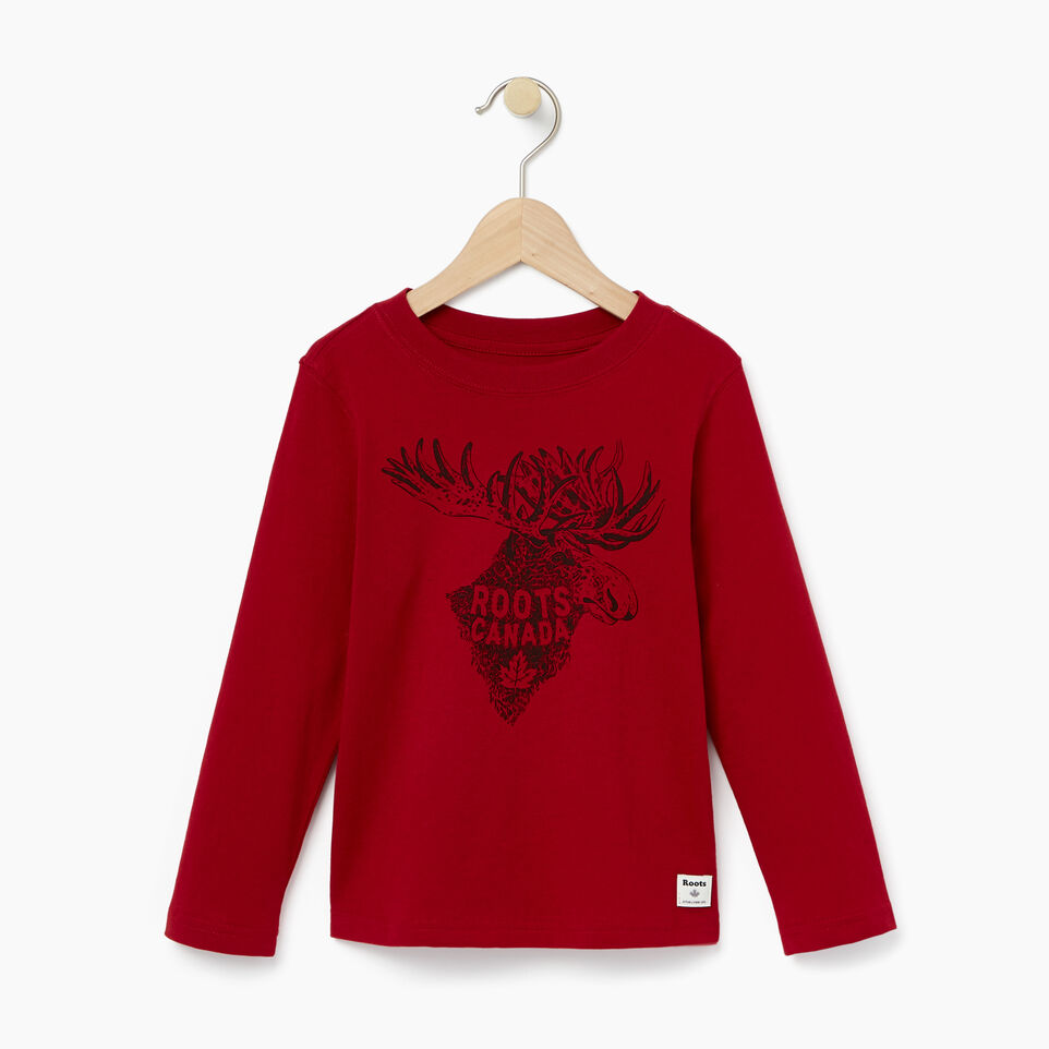 Roots-undefined-Toddler Wilderness T-shirt-undefined-A