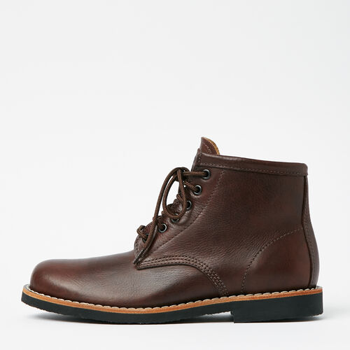 Roots-Soldes Chaussures-Botte Paddock Salvador-Brun-A