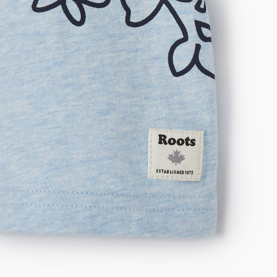 Roots-undefined-Baby Super Cooper T-shirt-undefined-D