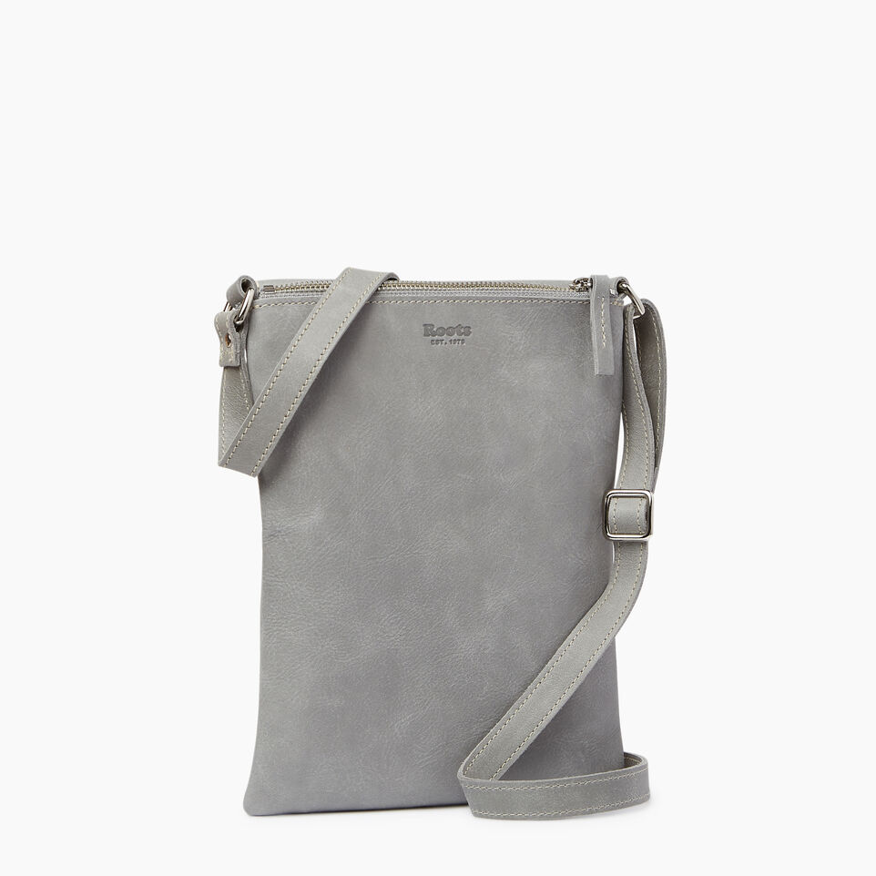 Roots-Leather  Handcrafted By Us Our Favourite New Arrivals-Riverdale Flat-Quartz-C