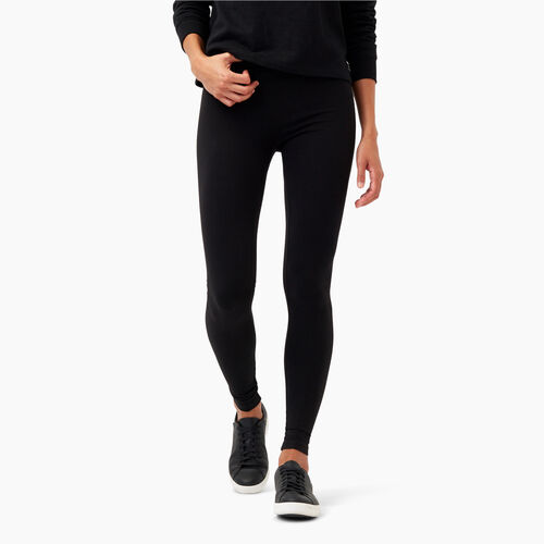 Roots-Women Bottoms-Essential Legging-Black-A