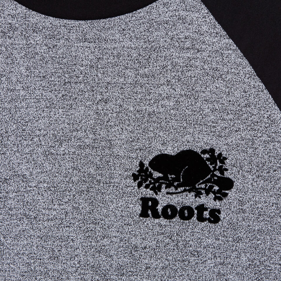 Roots-undefined-Womens Cooper Baseball Top-undefined-D