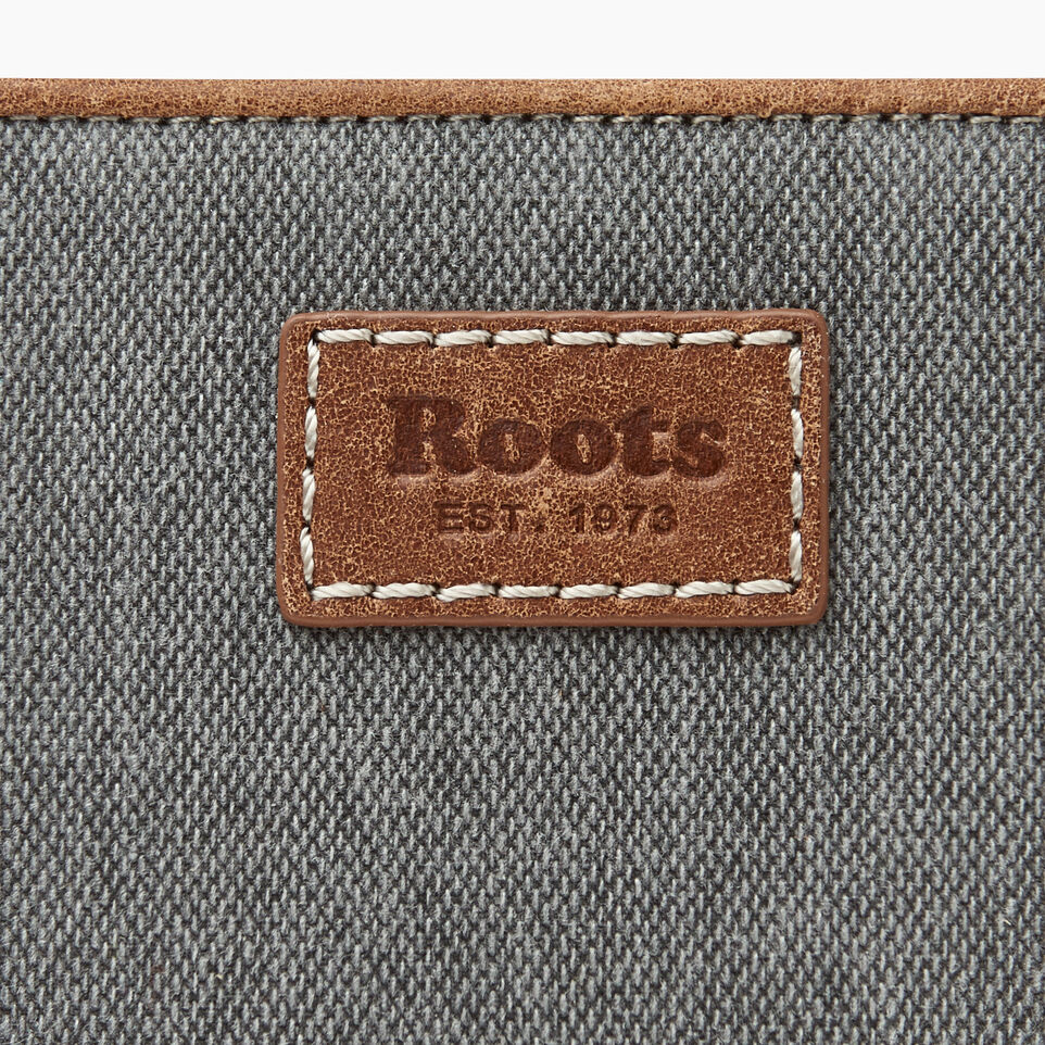 Roots-Women Our Favourite New Arrivals-Cabin Wallet-Grey Oat Mix-D