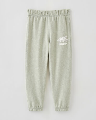 Roots-Sweats Toddler Girls-Toddler Original Roots Sweatpant-Desert Sage Pepper-A