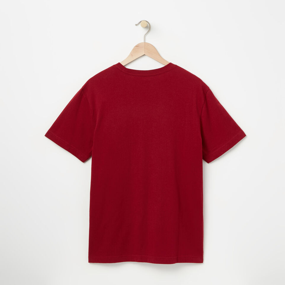 Roots-undefined-Mens Beaver Pepper T-shirt-undefined-B
