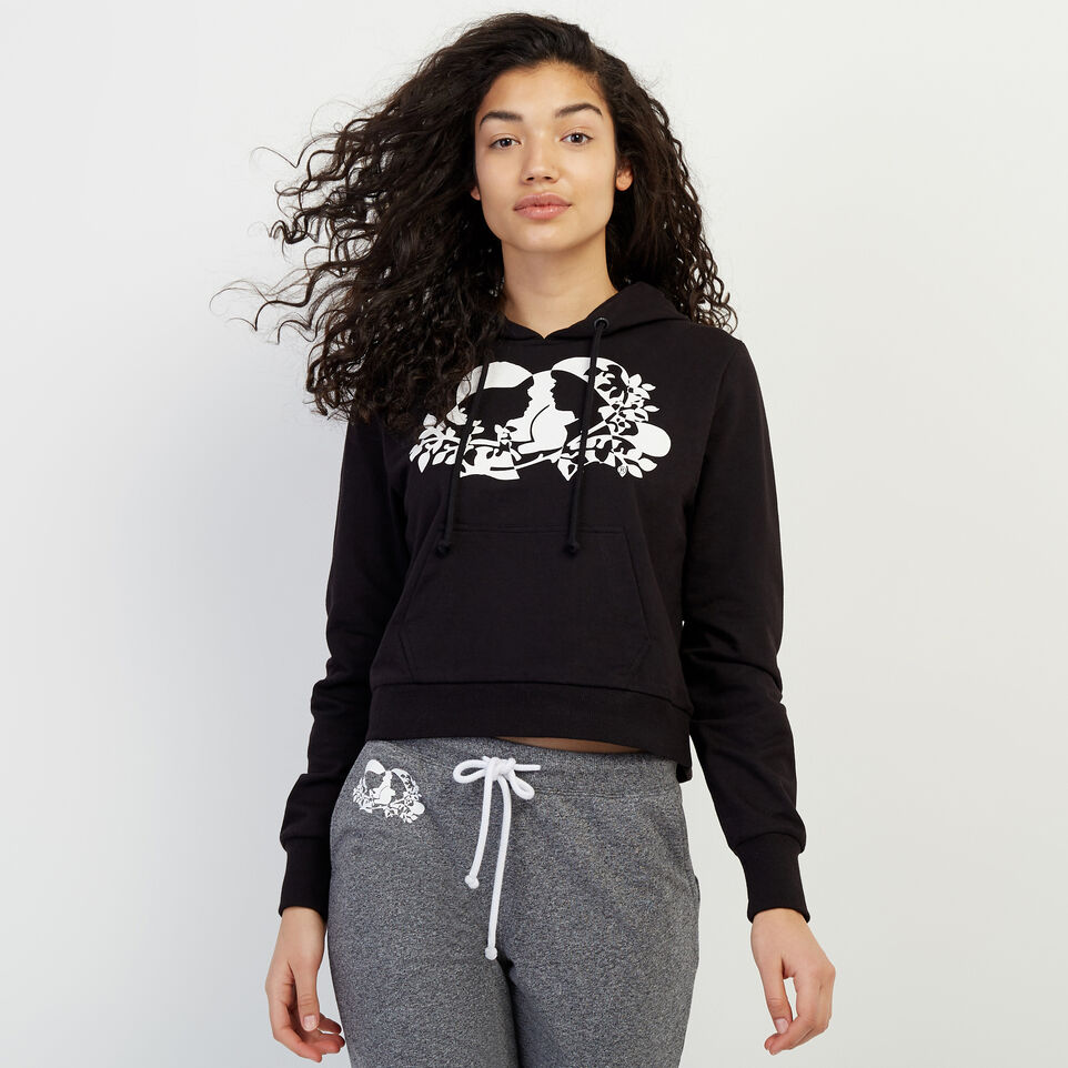 Roots-New For April Roots X Boy Meets Girl-Roots x Boy Meets Girl - Integrity Cropped Hoody-Black-A
