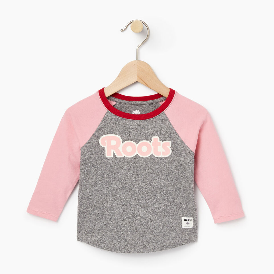 Roots-undefined-Baby Roots Raglan Top-undefined-A