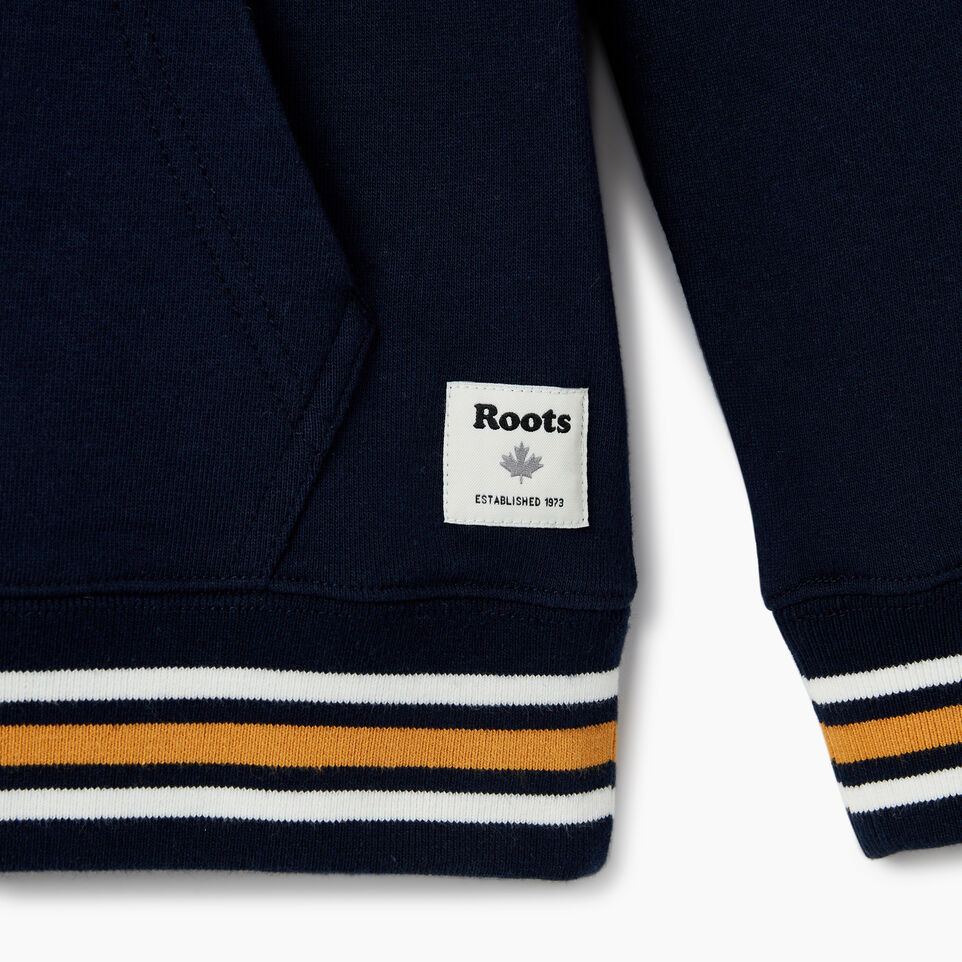 Roots-Kids Categories-Boys Alumni Sweatshirt-Navy Blazer-D