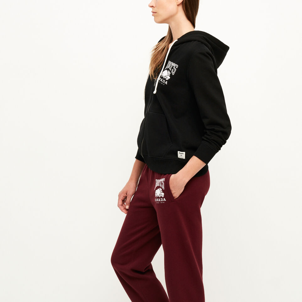 Roots-undefined-Classic Full Zip Hoody-undefined-C