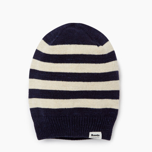 Roots-Men Our Favourite New Arrivals-Granby Toque-Navy-A