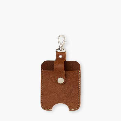 Roots-New For December Mask & Wellness Accessories-Hand Sanitizer Holder Tribe-Natural-A