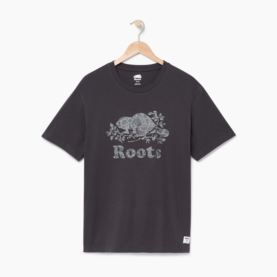 Roots-undefined-Mens Cooper Camp Fill T-shirt-undefined-A