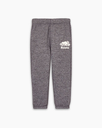 Roots-Kids Toddler Boys-Toddler Original Sweatpant-Charcoal Pepper-A