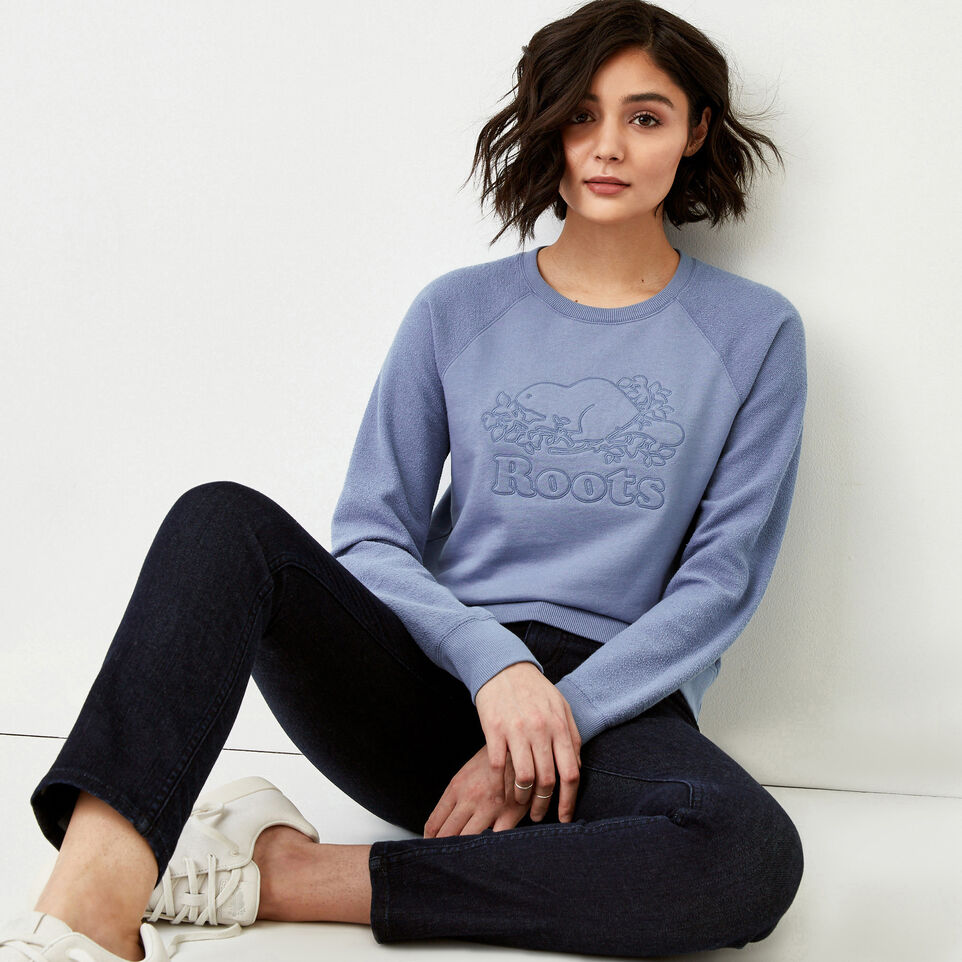 Roots-undefined-Weymouth Crew Sweatshirt-undefined-B