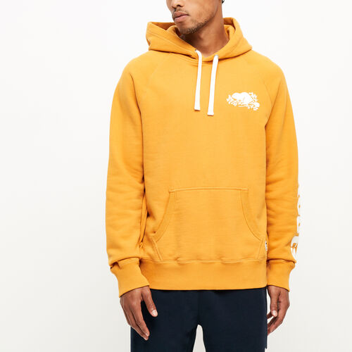 Roots-New For August Men-Remix Kanga Hoody-Squash Yellow-A