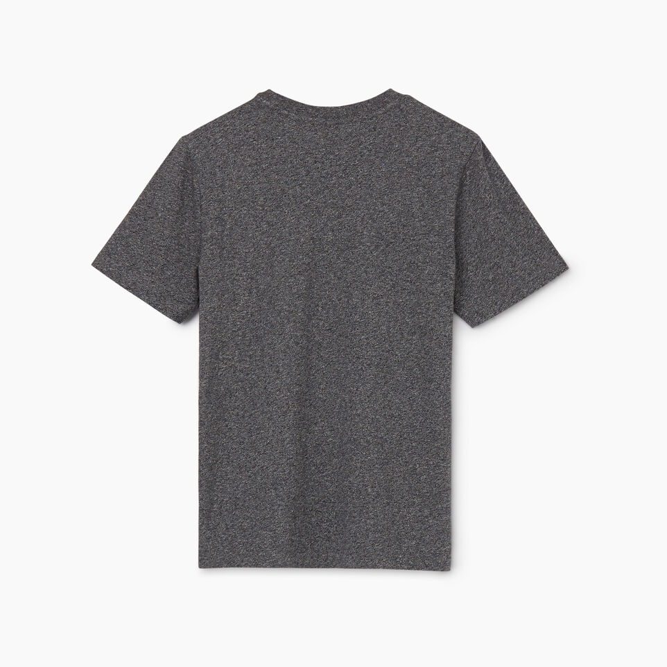 Roots-undefined-Mens Cooper Outline Slim Tee-undefined-B