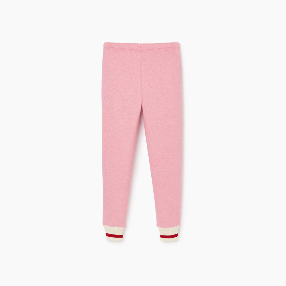 Roots-New For November Kids-Girls Roots Cabin Cozy Sweatpant-Cashmere Rose Pepper-B