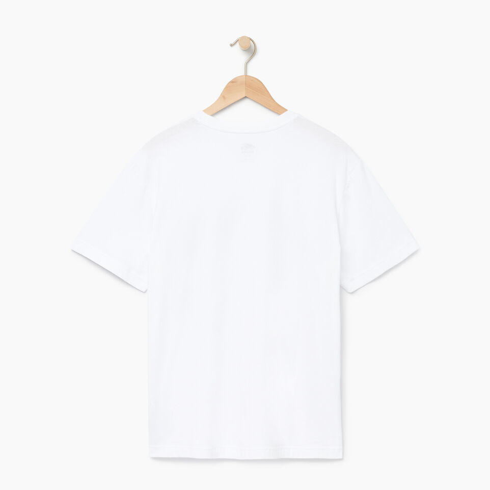 Roots-New For August Men-Mens Brushed Arch T-shirt-Crisp White-B