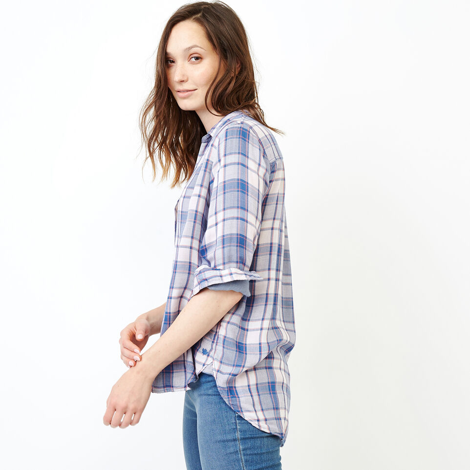 Roots-undefined-Plaid Shirt-undefined-C