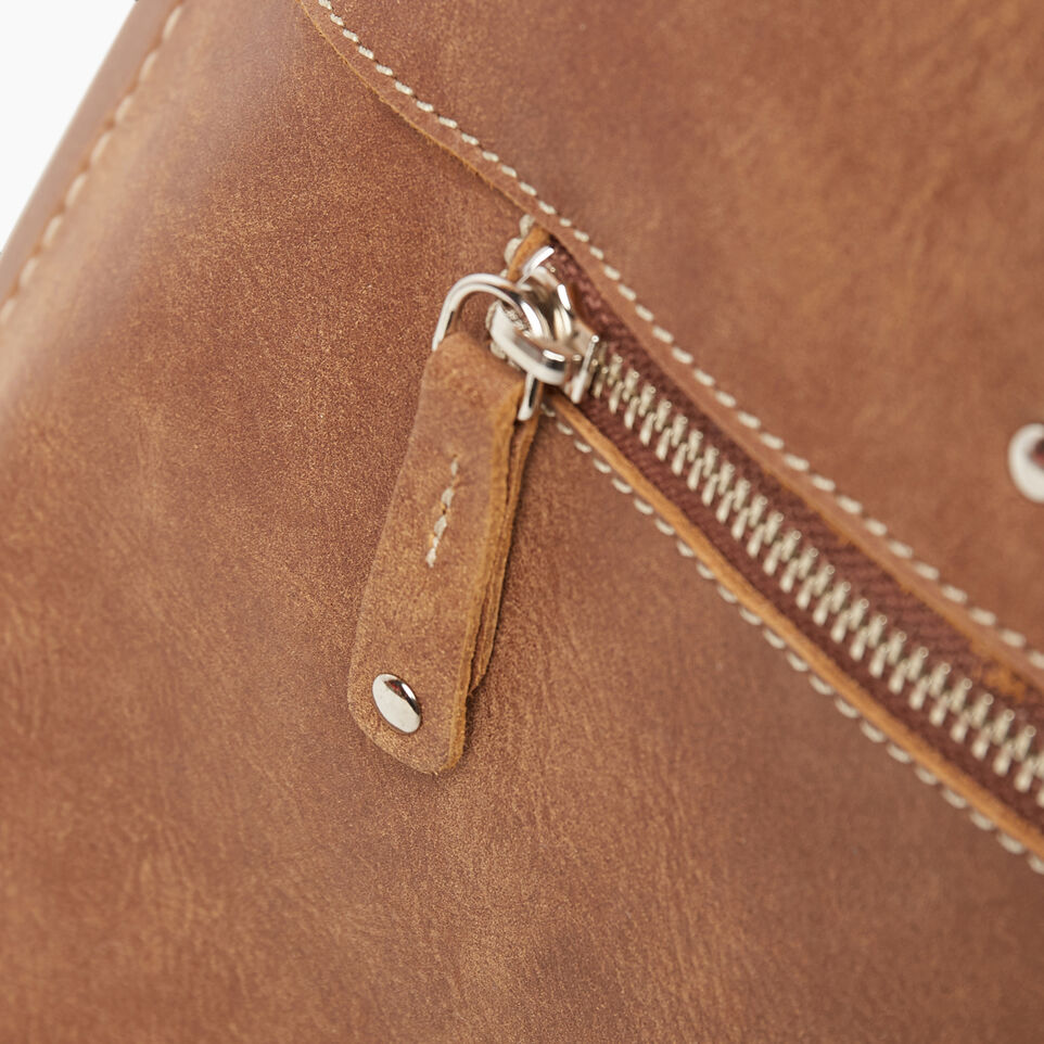 Roots-Leather New Arrivals-Westmount Tote Tribe-Natural-E