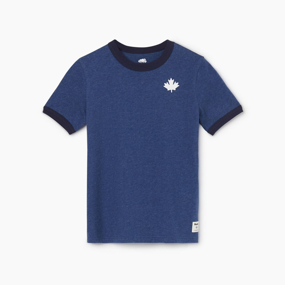 Roots-undefined-Boys Canada Ringer T-shirt-undefined-B