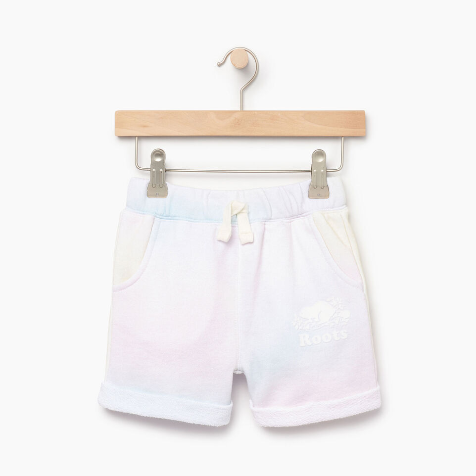 Roots-undefined-Toddler Watercolour Short-undefined-A