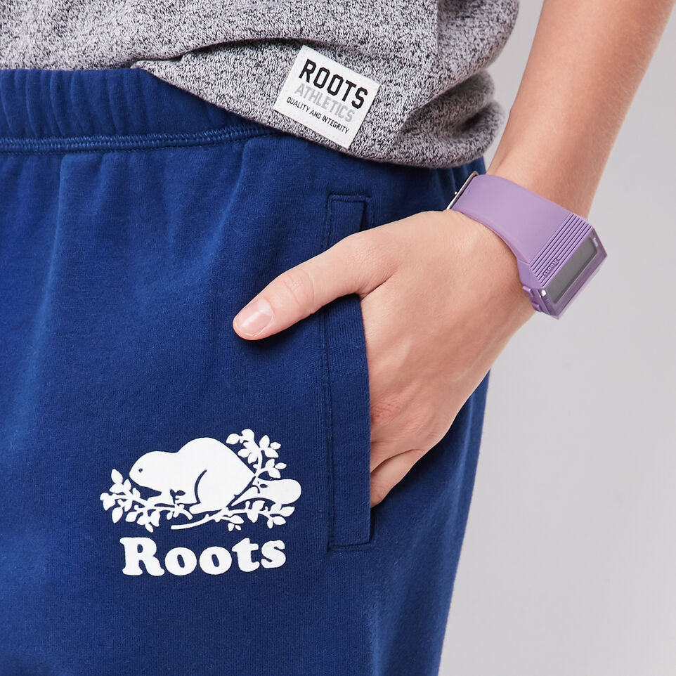 Roots-undefined-Pantalon Cot Ouaté Original-undefined-C