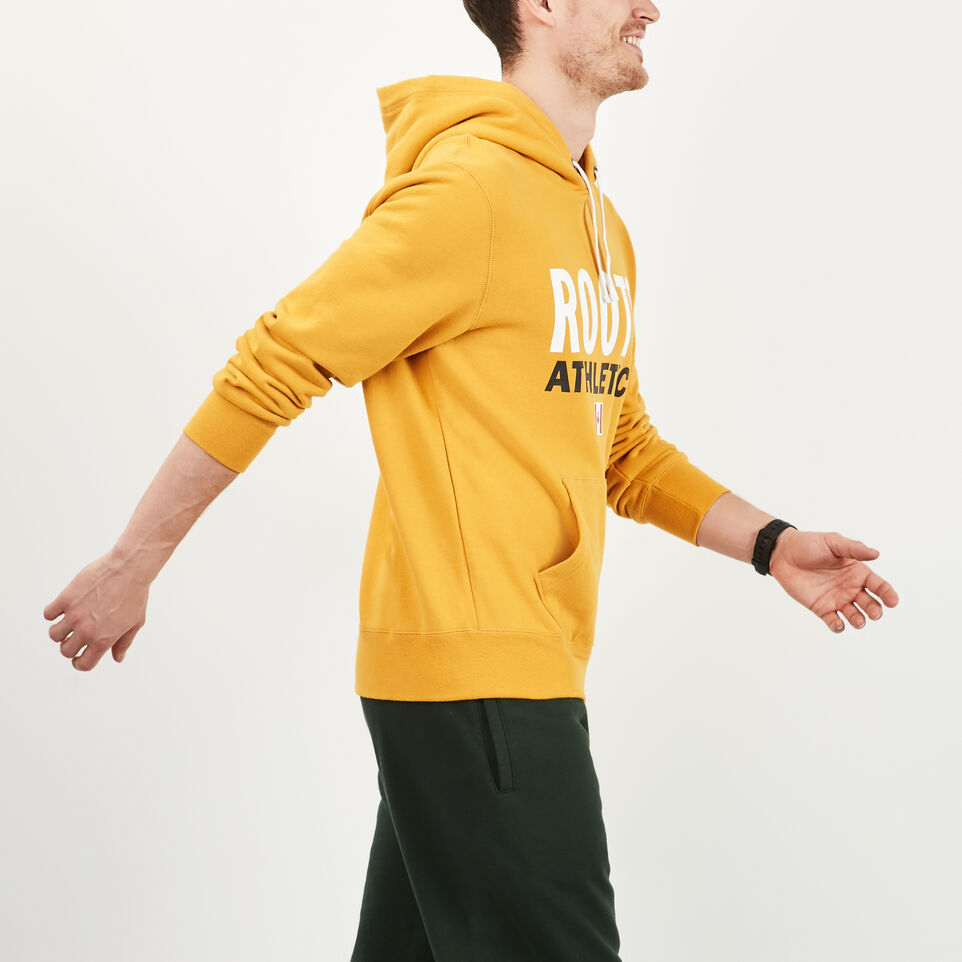 Roots-undefined-Roots Re-issue Classic Kanga Hoody-undefined-B