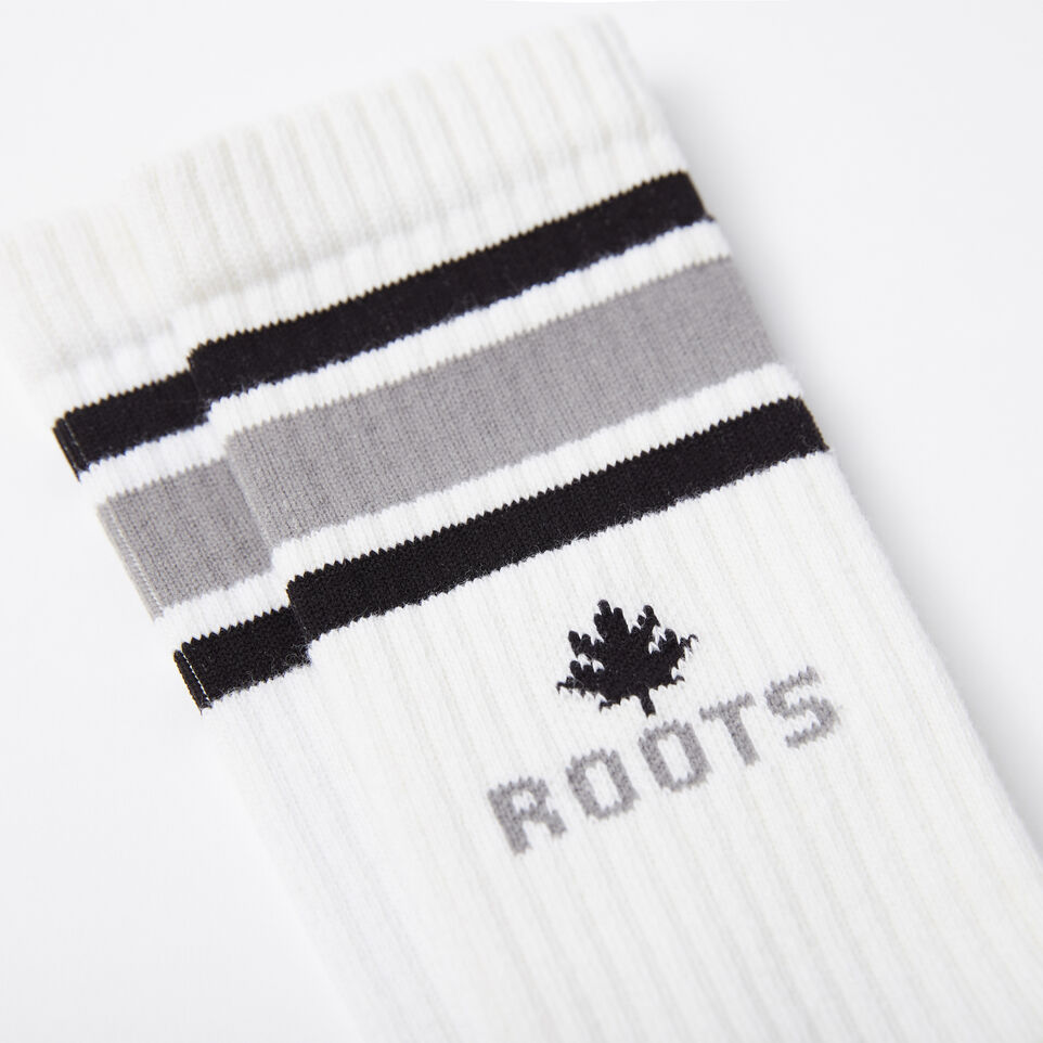 Roots-undefined-Mens Retro Roots Sport Sock-undefined-B
