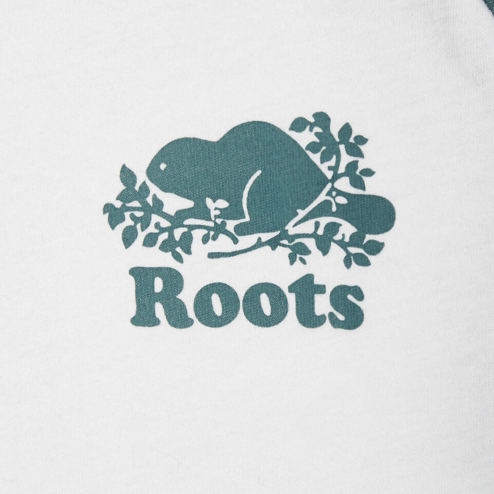 Roots-undefined-Womens Cooper Beaver Baseball T-Shirt-undefined-C