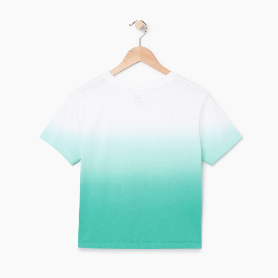 Roots-undefined-Womens Gradient T-shirt-undefined-B