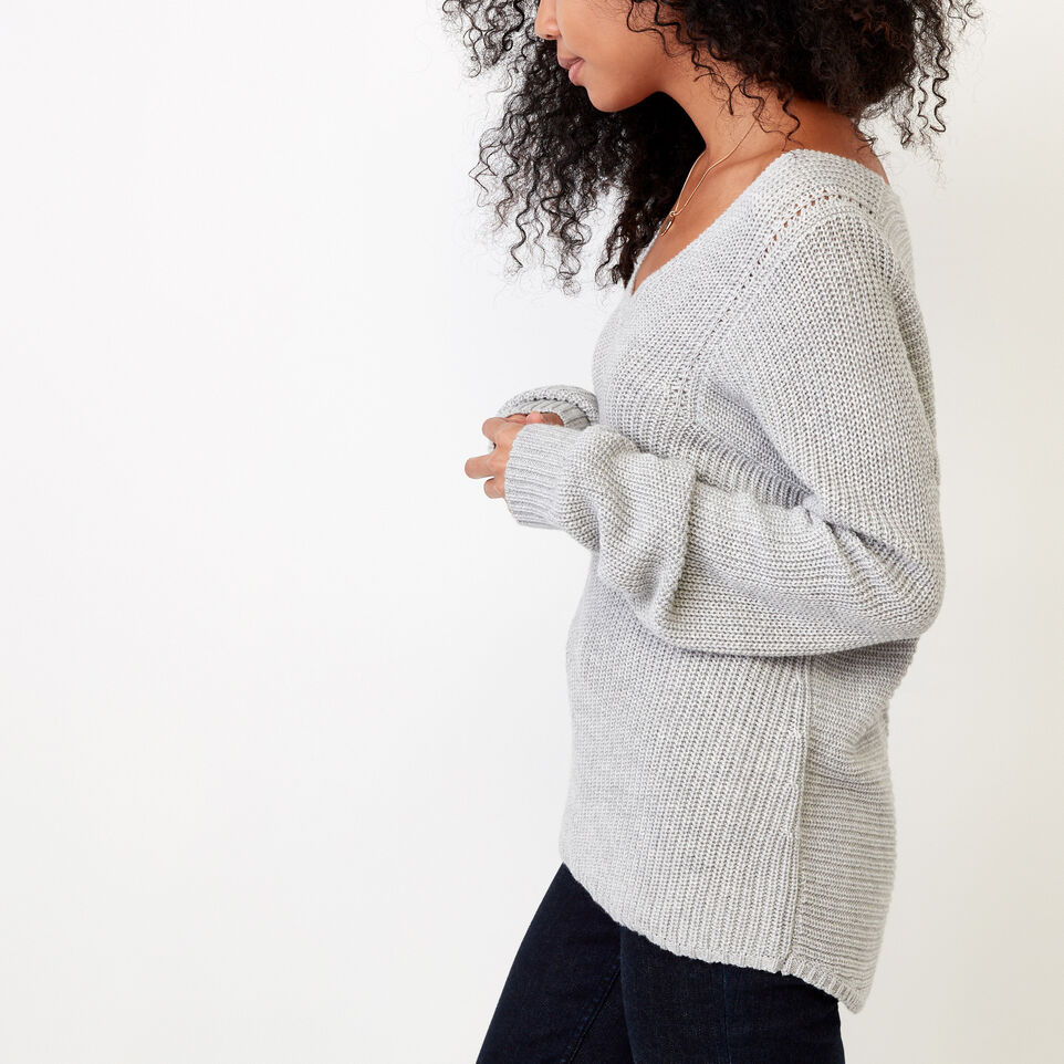 Roots-undefined-Mackay V Neck Sweater-undefined-C
