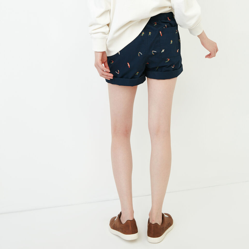 Roots-undefined-Woodland Short-undefined-D