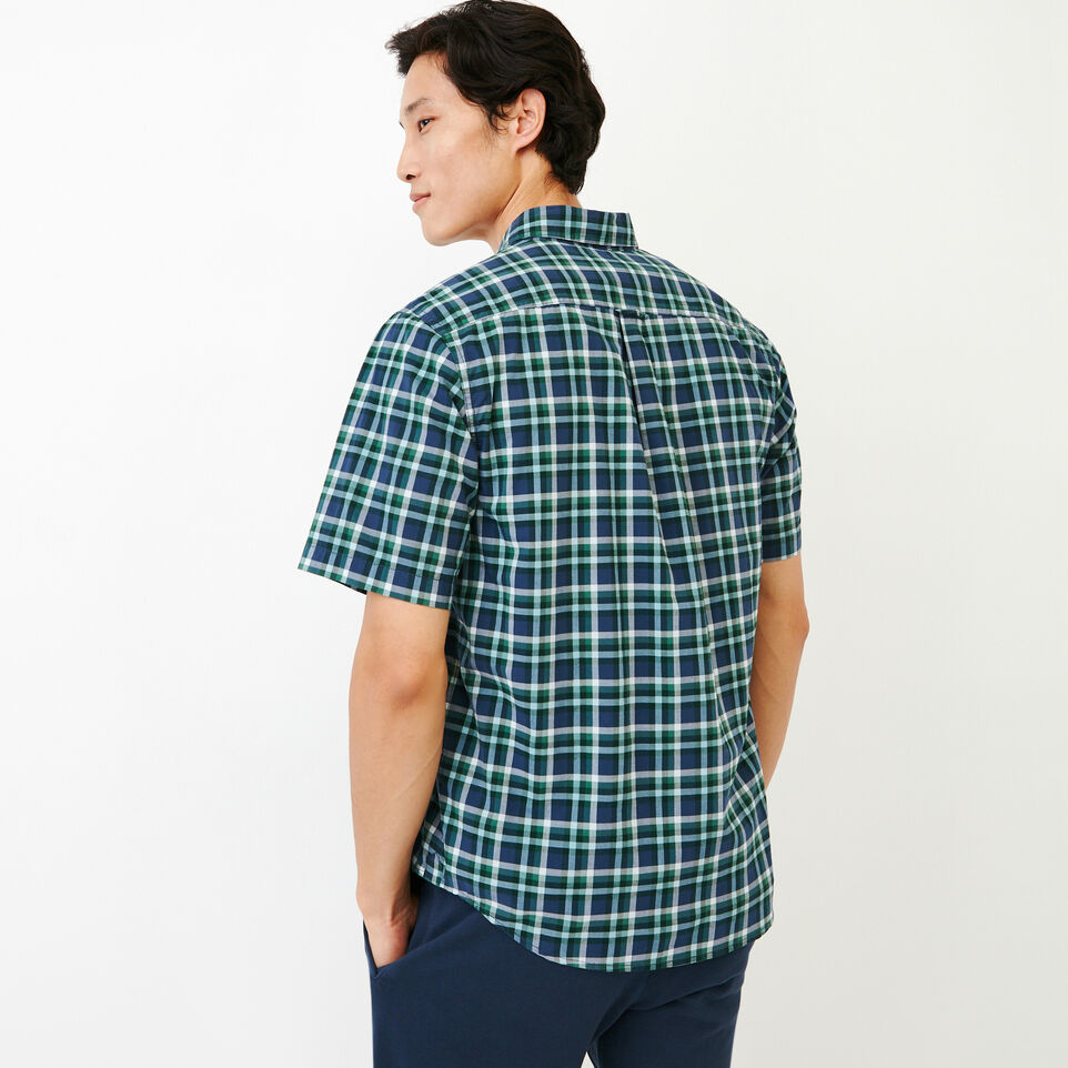 Roots-undefined-Templeton Plaid Shirt-undefined-D